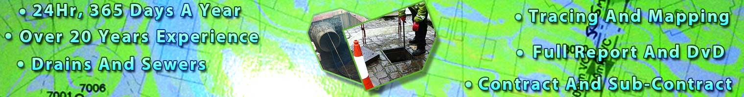 blocked pipe services and drainage services for sheffield and chesterfield
