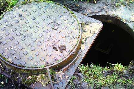 drain cctv in sheffield